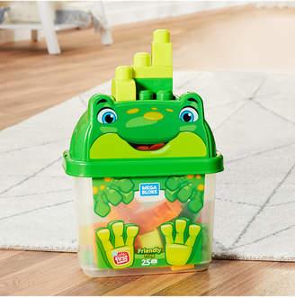 Barbie Mega Bloks Friendly Frog 25 Piece Bucket
