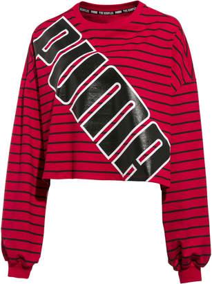 16b2aa6c831 PUMA x THE KOOPLES Women's Crewneck Sweatshirt