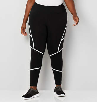 Avenue Pipe Trim Legging