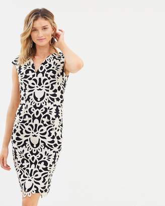 Desire V-Neck Dress