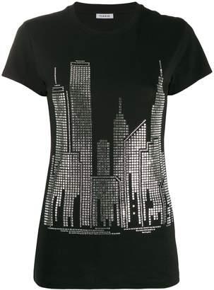 P.A.R.O.S.H. skyline T-shirt