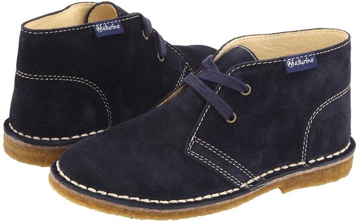 Naturino Nat. 2930 (Toddler/Little Kid) (Navy) - Footwear