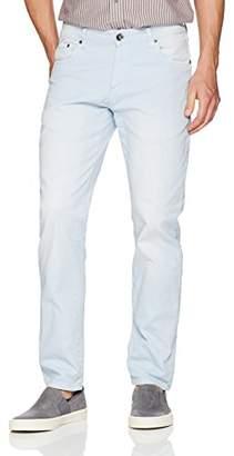 WT02 Men's Color Dyed Fashion Skinny Denim Pants