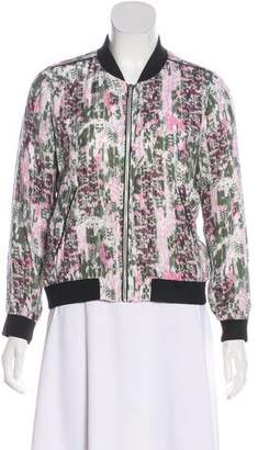 IRO Silk Bomber Jacket