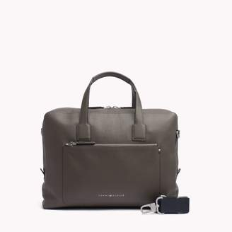 Tommy Hilfiger Leather Computer Bag