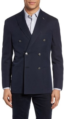 Men's Michael Bastian Classic Fit Double Breasted Blazer $595 thestylecure.com