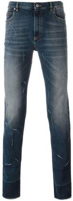 Maison Margiela distressed skinny fit jeans