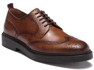 Bruno Magli Walton Leather Wingtip Oxford