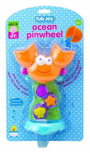 Alex Tub Joy Ocean Pinwheel