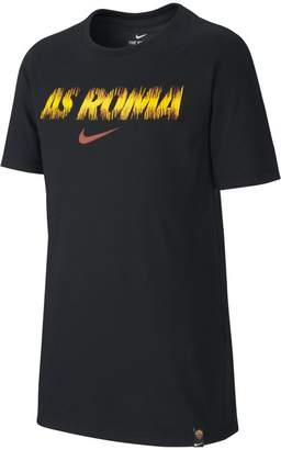 Nike Dri-FIT A.S. Roma Older Kids' Football T-Shirt