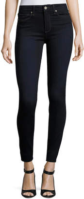 Paige Hoxton Mona Ultra Skinny Jeans, Dark Blue