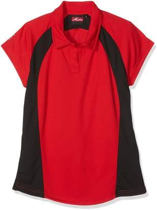 Akoa AKOA Girls Sector Polo Sports Shirt