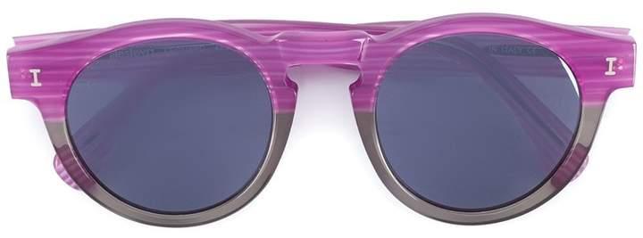 Illesteva Purple Two Tone Leonard sunglasses