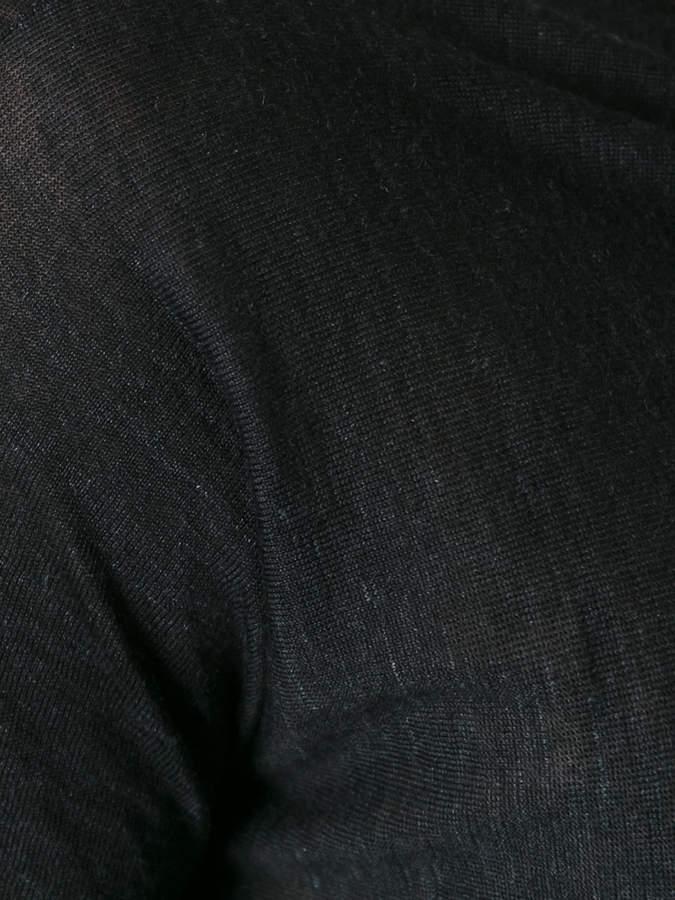 Label Under Construction crew neck jumper