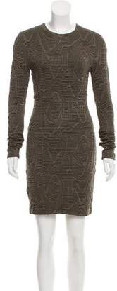 Kimberly Ovitz Patterned Mini Dress