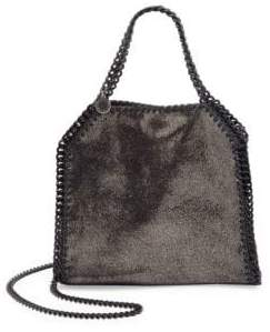 Stella McCartney Shiny Mini Chain Tote
