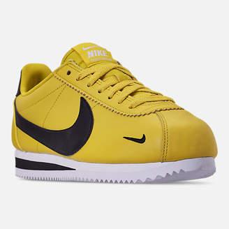 Nike Men's Classic Cortez Premium Casual Shoes