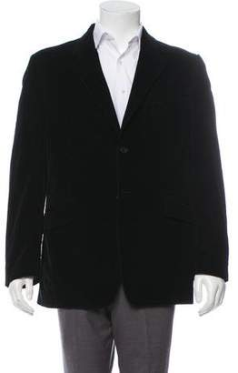 Paul Smith Two-Button Corduroy Jacket