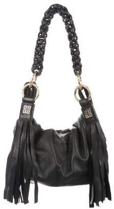 Givenchy Leather Fringe Flap Bag