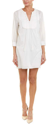 The Kooples Pintuck Shift Dress