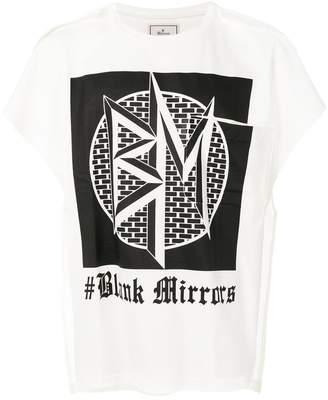 Miharayasuhiro designer print T-shirt