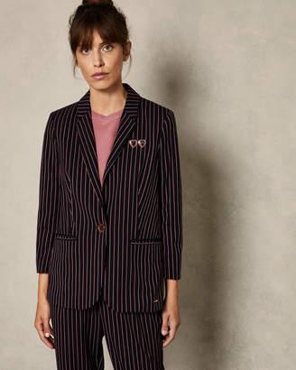 Ted Baker LEHH Striped blazer