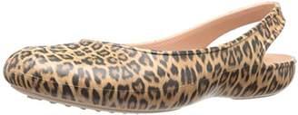 Crocs (クロックス) - [クロックス] オリビア 2.0 グラフィック ウィメン フラット 204199 Leopard W5(21.0cm)
