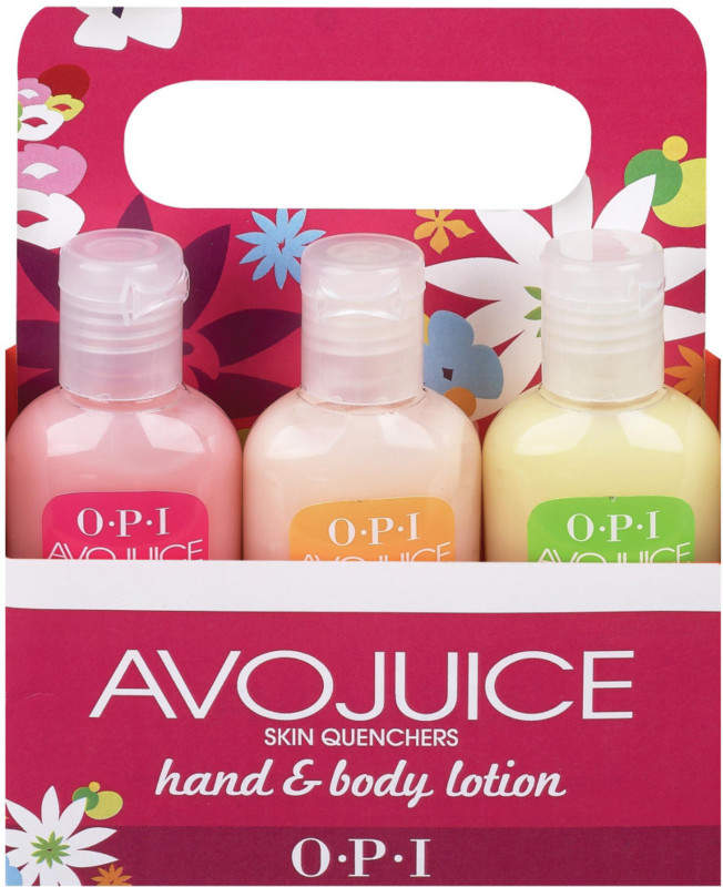 OPI Avojuice Skin Quenchers Mini 6 Pack