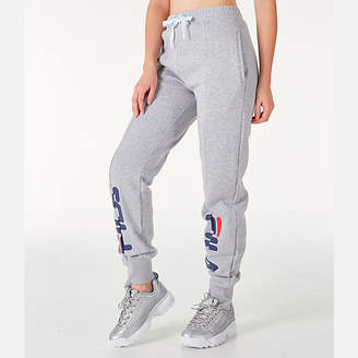 Fila Women's Alessia Reconstructed Fleece Jogger Sweatpants