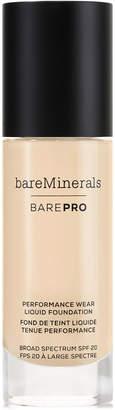 bareMinerals BarePro Performance Wear Liquid Foundation