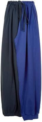 Vetements Sweatpants Skirt