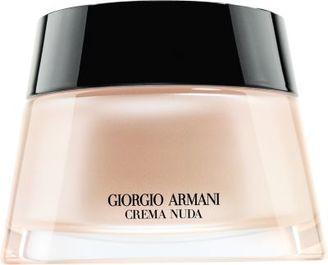 Armani Women's Crema Nuda-NUDE $200 thestylecure.com