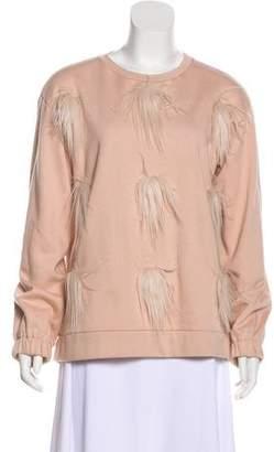Stella McCartney Long Sleeve Sweatshirt