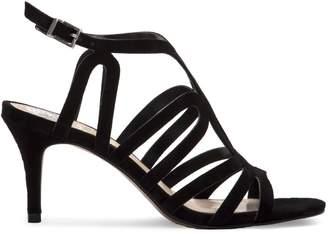 Vince Camuto Peyson Metallic Leather Slingback Sandals