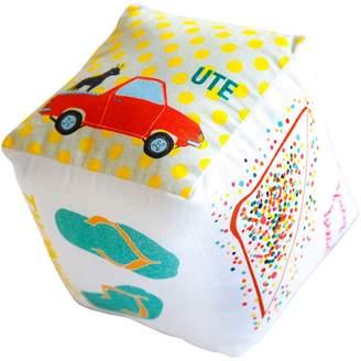 Make Me Iconic Iconic Cube Cushion