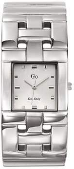 Go Women's 694369 Silver Stainless steel Band Watch.