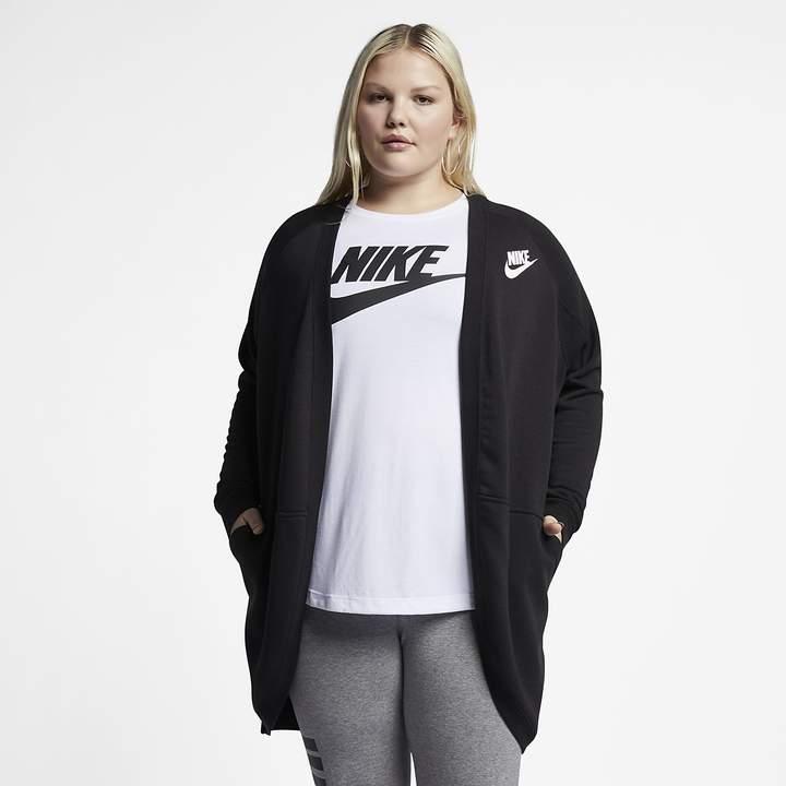 Nike Sportswear Rally Women's Cardigan (Plus Size)