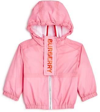 Burberry Girls' Austin Hooded Jacket - Baby