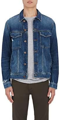 J Brand Men's Gorn Distressed Denim Jacket