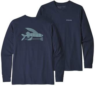 Patagonia Men's Long-Sleeved Flying Fish Responsibili-Tee®