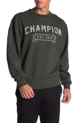 Champion Heritage Crew Neck Fleece Pullover
