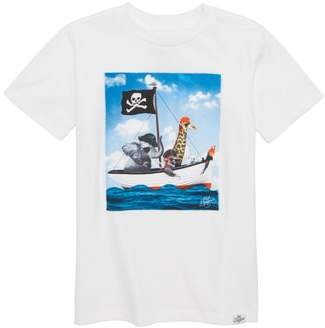 Kid Dangerous Pirates Graphic T-Shirt