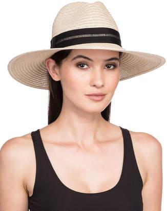 Eugenia Kim Emmanuelle Wide-Brim Packable Hemp Fedora Hat 5ccd241da9e4