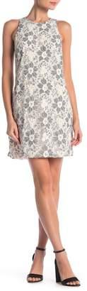 Rachel Roy Sleeveless Lace Shift Dress