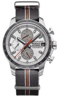 Chopard Grand Prix de Monaco Historique 2016 Race Edition Chrono Titanium& Stainless Steel Watch