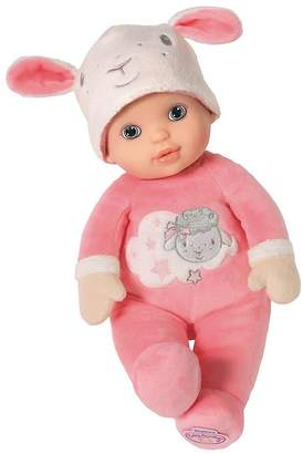 Camilla And Marc Baby Annabell 30 Cm Newborn Doll With Rattle