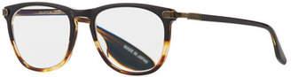 Barton Perreira Men's Lautner Tortoiseshell Acetate Reading Glasses-2.5
