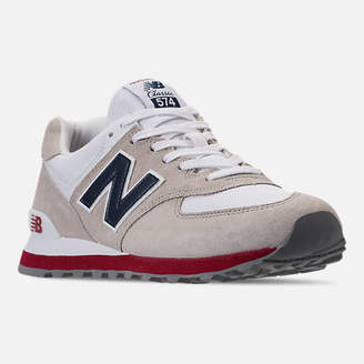 New Balance Men's 574 USA Casual Shoes