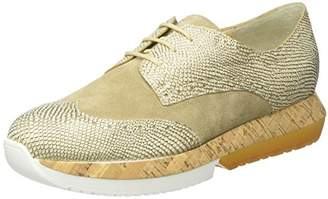 Manas Design Women's Corfù Derby Gold Size: