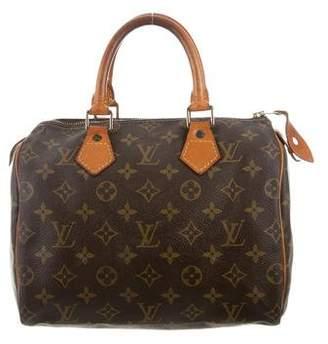 Louis Vuitton Monogram Speedy 25 $625 thestylecure.com
